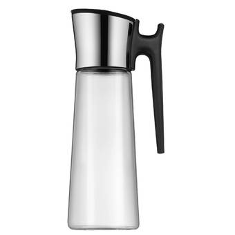 WMF Basic Waterkaraf met greep 1,5 l Zwart