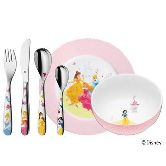 WMF Disney Princess Kinderbestek 6-delig