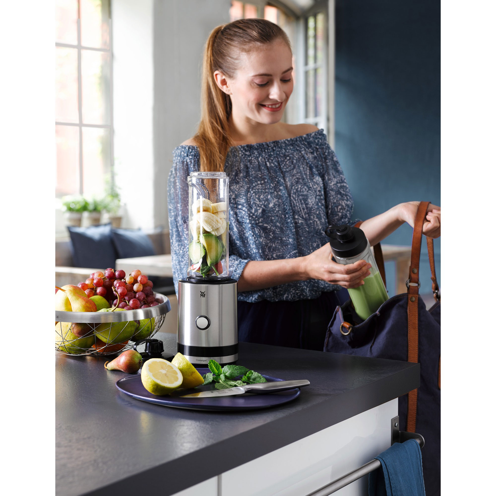 32a21d360 WMF KITCHENminis® Smoothie To Go. Previous; Next